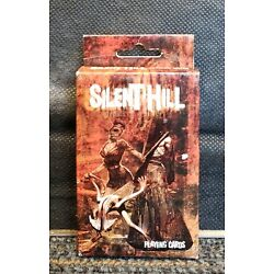 Kyпить Silent Hill Playing Cards Complete Deck NIP на еВаy.соm
