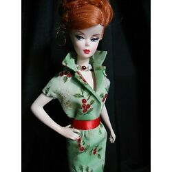 Kyпить OOAK FITS Vintage Barbie Silkstone Reproduction, Fashion Royalty Outfit  Mary на еВаy.соm