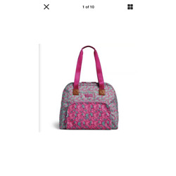 Kyпить Vera Bradley Go Anywhere Carry-On Tote Travel Bag - Ditsy Dot NWT 21291-121 на еВаy.соm