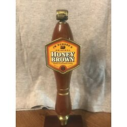 Kyпить JW Dundees Honey Brown Lager Beer Tap Handle - Free Shipping! на еВаy.соm