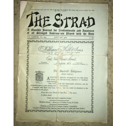 Kyпить 1968 THE STRAD 12 issues Journal of STRINGED INSTRUMENTS PLAYED W/ bow VIOLIN на еВаy.соm