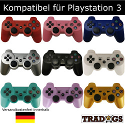 Kyпить Controller für Playstation 3 Wireless Dual Vibration Gamepad PS3 Kontroller Neu! на еВаy.соm