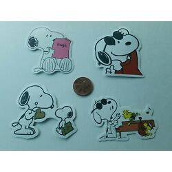 Decal Stickers Pop Culture Collectable Peanuts Snoopy Charlie Skateboard laptop
