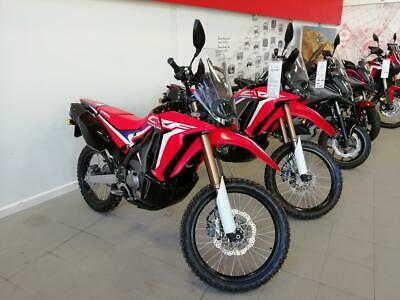 2020 Honda CRF250L Rally UK mainland delivery 168