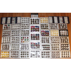 Kyпить 50 Dozen (600 pcs) Wholesale Closeout Adjustable Fashion Rings in Display Boxes на еВаy.соm