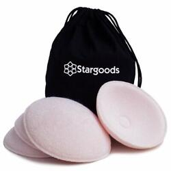 Kyпить Reusable Nursing Pads Washable Soft Cloth Breastfeeding Breast Pads Leak Covers на еВаy.соm