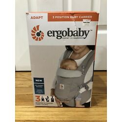 Kyпить Ergobaby Adapt Baby Carrier, Infant To Toddler Carrier, Multi-Position, Premium на еВаy.соm