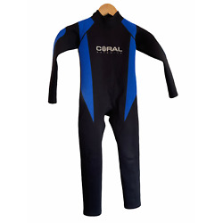 Kyпить Coral Childs Full Wetsuit Kids Size 6-7 3/2 на еВаy.соm