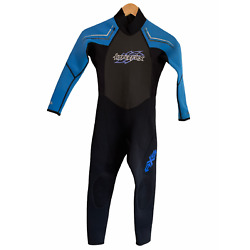 Kyпить Hyperflex Childs Full Wetsuit Kids Youth Size 10 3/2 на еВаy.соm