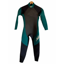 Kyпить Water Skins CA Mens Full Wetsuit Size Small 3mm на еВаy.соm