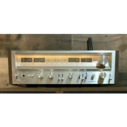 Kyпить VINTAGE Pioneer Stereo System SX-880 Stereo Receiver BEAUTIFUL & CLASSIC на еВаy.соm