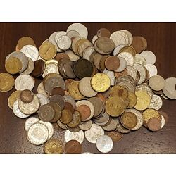 Kyпить 3 Pounds of World Foreign Coins- Free Shipping in US! на еВаy.соm
