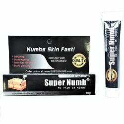 Kyпить 10g SUPER NUMB Numbing Cream Skin Tattooing Piercing Waxing Laser Dr на еВаy.соm