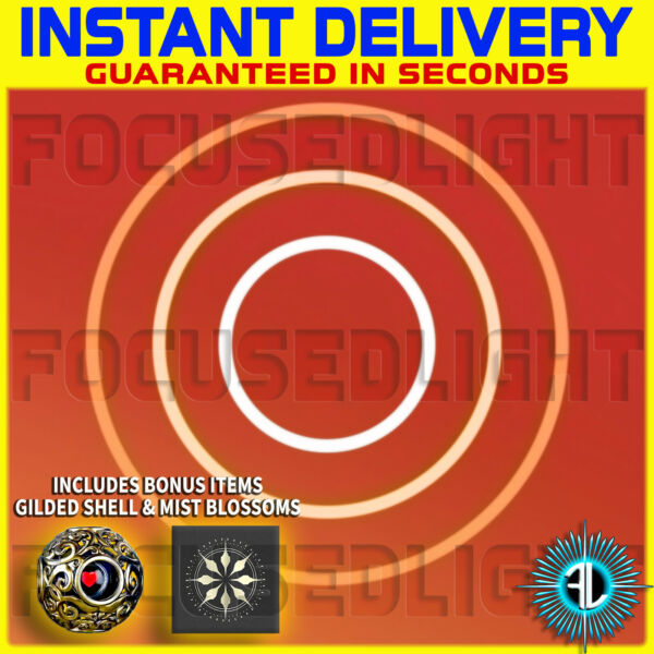 GroßbritannienDESTINY 2 Emblem LIGHT KEEPERS ~  DELIVERY GUARANTEED ~ PS  XBOX  PC