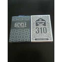 Kyпить Bicycle Parquet Deck & Copag Playing Cards на еВаy.соm