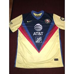 Kyпить MEN'S LIGA MX CLUB AMERICA LOCAL Size L на еВаy.соm