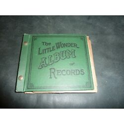 Kyпить Little Wonder Album for Records (Eight records included) на еВаy.соm