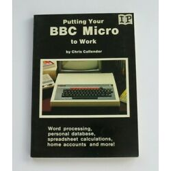 Kyпить BUCH PUTTING YOUR BBC MICRO TO WORK CHRIS CALLENDER на еВаy.соm