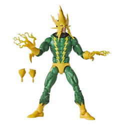 Hasbro Marvel Legends Series Spider-Man 6-inch Collectible Marvel s Electro