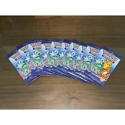 Kyпить Pokemon 25th Anniversary McDonalds 2021 Promo Sealed Pack lot of (10) In Hand! на еВаy.соm