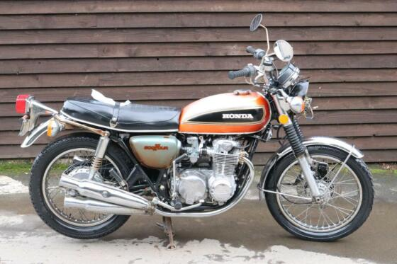 Honda CB550 CB 550 1974 US Import Ride or Restore