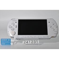 Kyпить Ex+ SONY PSP-3000PW PSP 3000 Pearl White Playstation portable 2GB 241231 на еВаy.соm