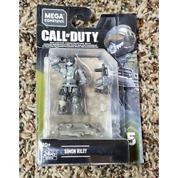 Kyпить Mega Construx Call of Duty Simon Ghost Riley на еВаy.соm