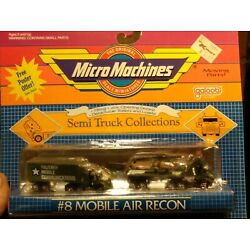 Micro Machines Military #8 Mobile Air Recon Galoob