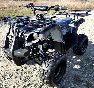 Coolster Atv Junior Size 125cc Mid Size