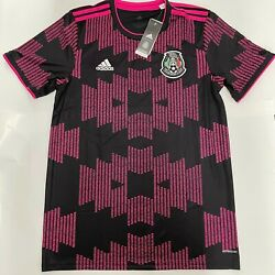 Kyпить adidas Mexico Official 2021 2022 Home Soccer Jersey на еВаy.соm