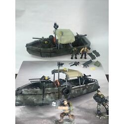 Kyпить Mega bloks Call of Duty Collector Construction Set Riverboat Raid cod DPB56 на еВаy.соm