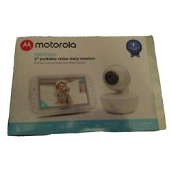 Kyпить Motorola MBP36XL Portable Video Baby Monitor - White на еВаy.соm