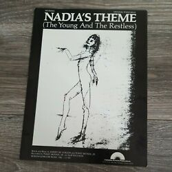 Kyпить Nadia's Theme Sheet Music The Young and the Restless 1973 на еВаy.соm