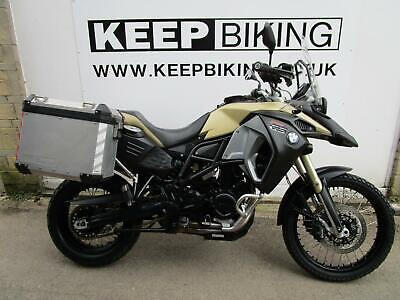 2014 BMW F800 GS ADVENTURE ABS  36992 MILES.  SERVICE HISTORY (JUST SERVICED).