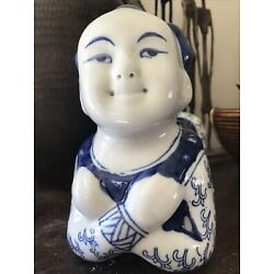 Kyпить Porcelain Baby Pillow, Blue & White, Vintage Chinese на еВаy.соm