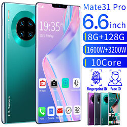 Kyпить Unlocked Mate31 Pro True 1+16G 6.6'' Smart Phone Full HD Dual SIM Mobile на еВаy.соm