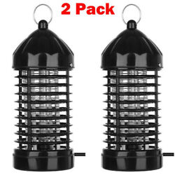 Kyпить 2 Pack Electric Mosquito Killer Lamp Outdoor/Indoor Fly Bug Insect Zapper Trap на еВаy.соm