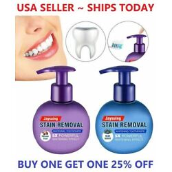 Kyпить Intensive Stain Removal Whitening Toothpaste Press Type Fight Bleeding Gums на еВаy.соm