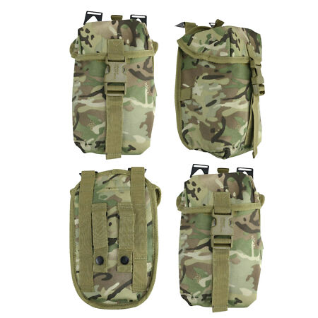 img-Camo Pouch Army Utility Holster Military PLCE Rucksack Belt Webbing BTP Multicam