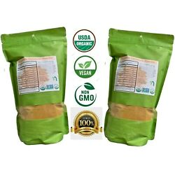 2lbs (32 OZs) Organic Turmeric Root Powder with certificate. FREE SHIPPING!!