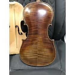 Kyпить Antique German Jacobus Stainer Violin For Restoration Or Repair. на еВаy.соm