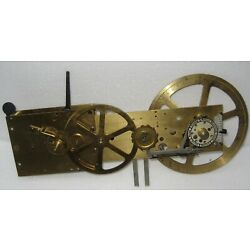 Kyпить ANTIQUE VAULT, SAFE TIMER BRASS CLOCK WORKS LARGE MECHANISM GERMAN на еВаy.соm