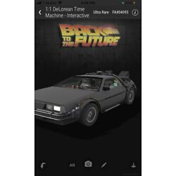 Kyпить VEVE Ultra Rare ! Delorean SOLD OUT! #04093/12500. NFT Back To The Future на еВаy.соm
