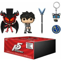 Kyпить Persona 5 Collector´s Box  Unisex Funko Pop! Standard на еВаy.соm