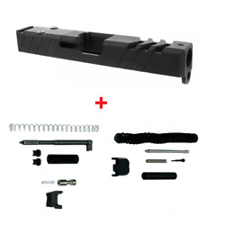 Kyпить Gen 3 Glock 19 Slide 9mm RMR Ready + Cover Plate With Upper Parts Completion Kit на еВаy.соm
