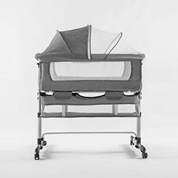 Kyпить Bassinet for Baby, Portable Bedside Bassinet Sleeper with Mattress & Breathable на еВаy.соm