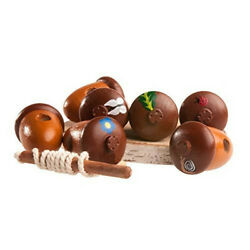 Kyпить lacing toy Acorns, Educational toy, Learning Toy, Toddler toy, Toddler birthday  на еВаy.соm