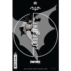 Kyпить Batman Fortnite Zeropoint #1 Donald Mustard Premium Variant Sealed with code nm на еВаy.соm