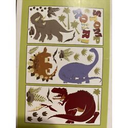 Circo Wall Decals self-adhesive Dinosaurs Roar N Stomp Collection