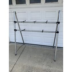 Kyпить Ultimate Support System A-Frame 2 tier Keyboard Stand Used на еВаy.соm